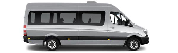 minibus transfer odessa airport